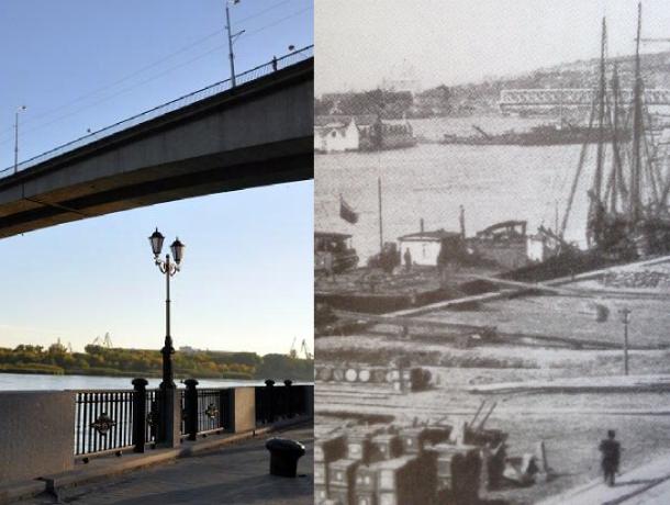 Тогда и сейчас: от торговой пристани до места отдыха или как изменилась набережная за 100 лет