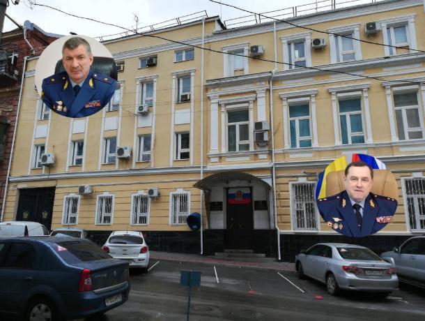 Второй подряд руководитель ГУФСИН Ростовской области оказался под следствием