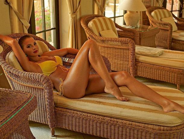 Потрясающие советы для худеющих к лету дала супруга шоумена Полина Диброва из Ростова