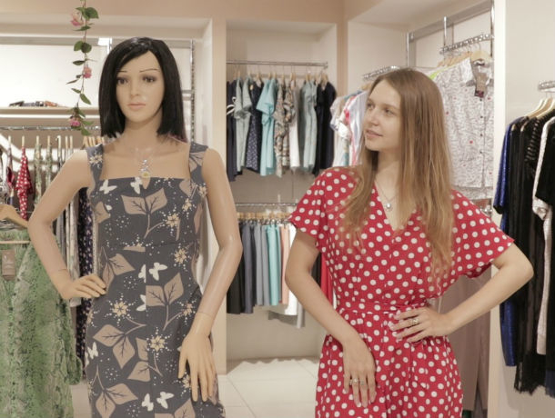 Где в Ростове найти идеальное платье для романтического вечера узнала участница «Преображение-2» Дарья Шварц