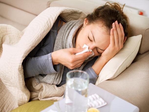 Эпидемия гриппа иОРВИ началась вРостове-на-Дону