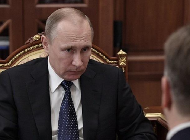 Путин задал Соколову прямой вопрос о «нормальном» строительстве аэропорта «Платов»