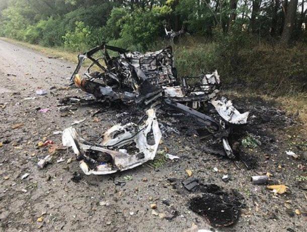 В Ростовской области главарь банды террористов подорвался при задержании спецслужбами