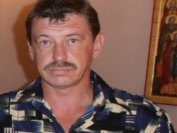 Темноволосый голубоглазый мужчина таинственно пропал в Ростовской области