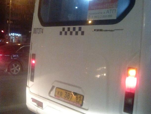 Оскорбленный водитель маршрутки попытался «прибить» монтировкой пьяного пассажира в Ростове