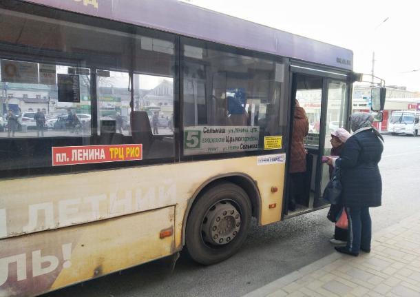 Почему ростовские чиновники меняют перевозчиков, но на линии остается хлам