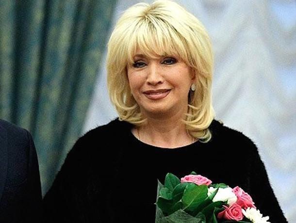 Ростовчанка Ирина Аллегрова 20 января отмечает день рождения