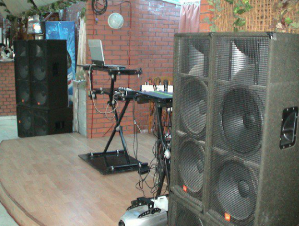Дорогостоящую музыкальную аппаратуру похитил под покровом ночи рецидивист из Ростовской области