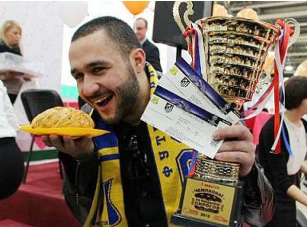 Ростовчан приглашают поесть пироги на скорость