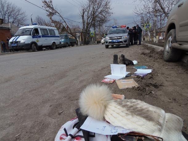 Жители Батайска обратились к Владимиру Путину из-за погибших на переходе школьниц