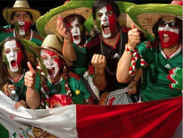 Устроить мини-карнавал накануне матча пообещали веселые мексиканцы жителям Ростова