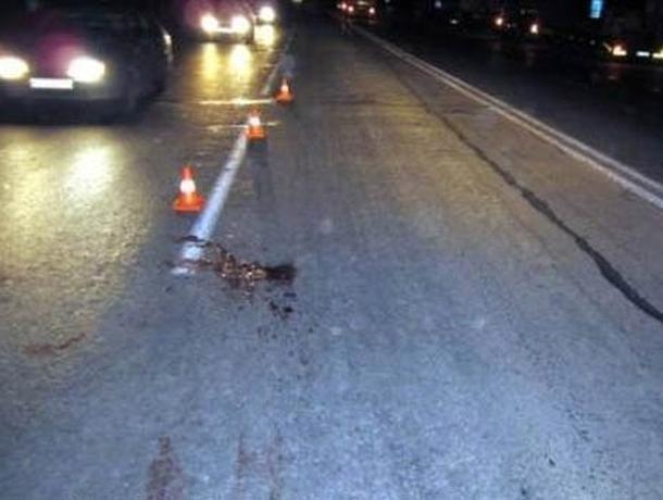 «Газель» насмерть сбила пешехода наростовской трассе