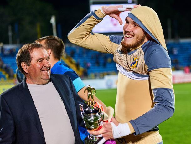 Вратарь «Локомотива» может вернуться в ФК «Ростов»