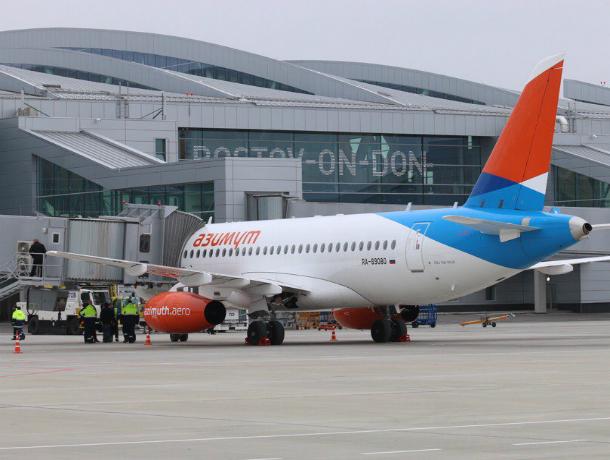 Первые пассажирские рейсы начал принимать новый аэропорт «Платов» под Ростовом