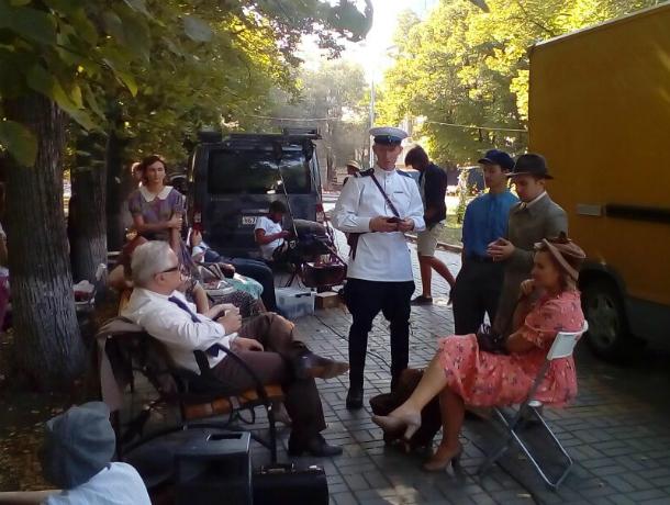 ВРостове начали снимать продление советского фильма «Зеленый фургон»