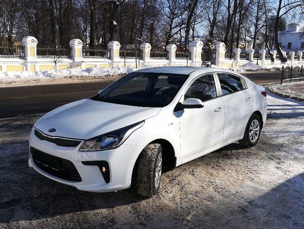 Седан с подогревом руля покупают себе ростовские чиновники