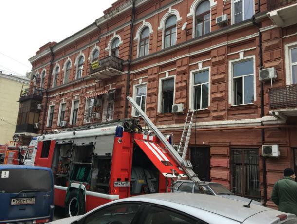 В пожаре на Шаумяна погиб один человек