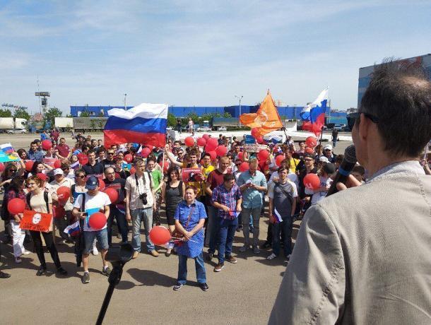 В Ростове рассерженные активисты занялись созданием Общественного совета