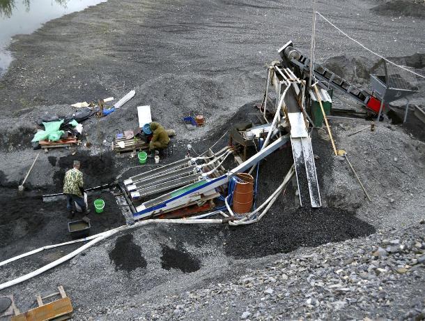 На радость гномам: ростовские ученые разработали уникальную технологию добычи золота и серебра