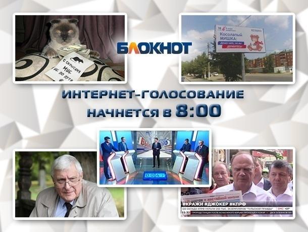 Заявление кота, кража газет и пародия на Медведева оживили предвыборную борьбу конца лета