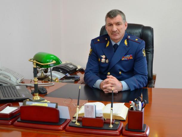 Суд арестовал главу ГУФСИН Ростовской области Муслима Даххаева