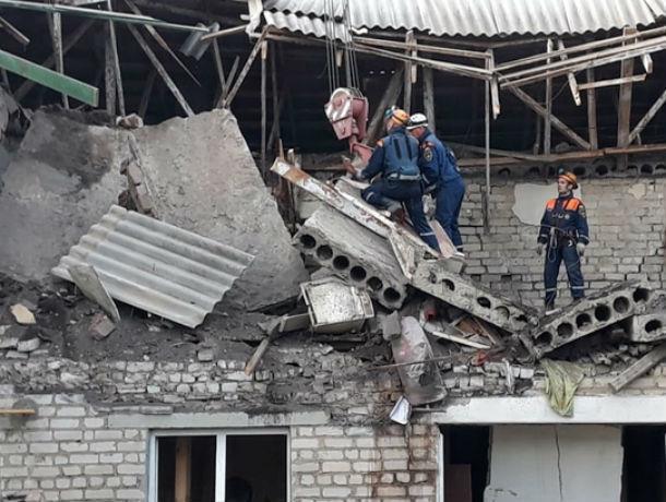 Следователи возбудили уголовное дело из-за гибели двух человек при взрыве газа в Ростовской области