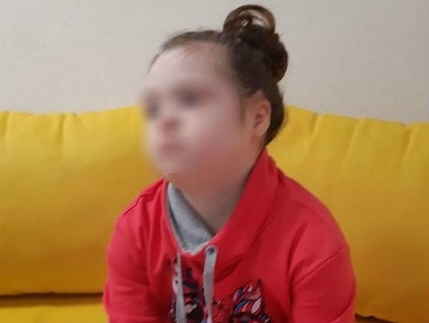В Ростове пропала девятилетняя девочка, которая не может разговаривать