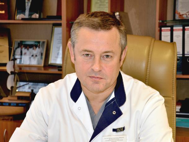 Главврач РОКБ рассказал о прорывных возможностях в лечении болезней сердца и сосудов на Дону