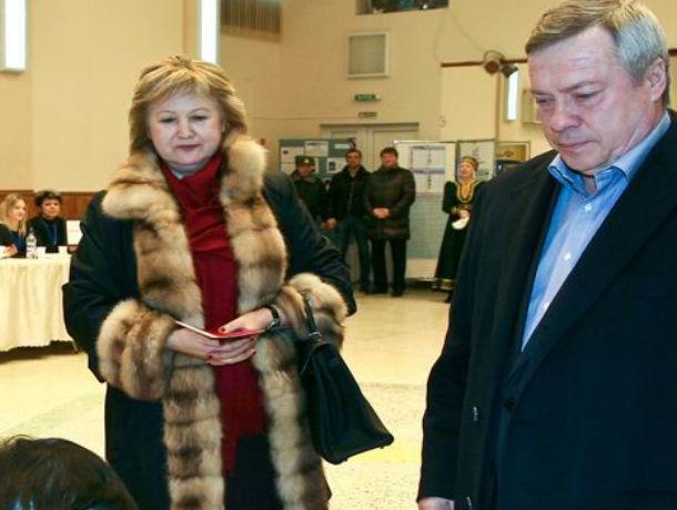 Ольга Голубева вошла в Топ-5 самых богатых жен губернаторов России