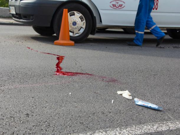 Уходившая от столкновения с велосипедистом легковушка насмерть сбила 15-летнего мальчика под Ростовом