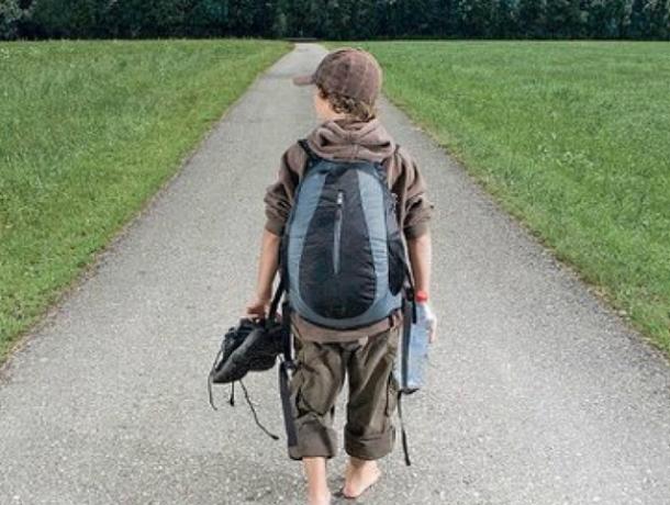Школьника, пропавшего вРостове, отыскали вПетербурге
