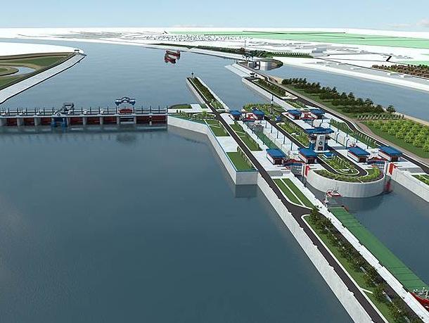 В Ростовской области отложили строительство Багаевского гидроузла