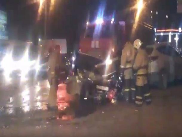 ВРостове наСеверном 5 человек пострадали втройной трагедии