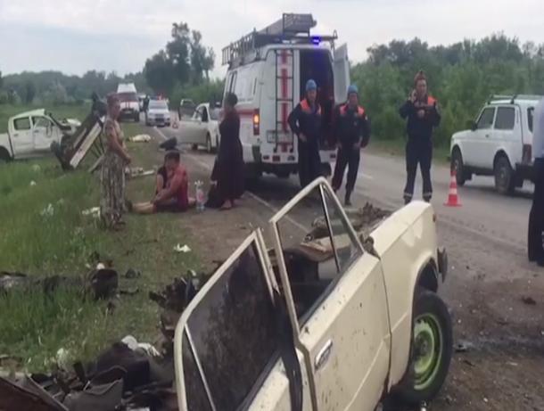 Виновнику ДТП с пятью погибшими под Ростовом дали 5,5 лет тюрьмы
