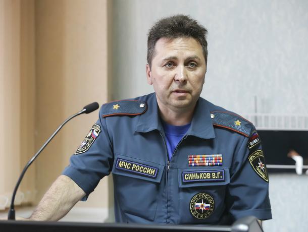 Глава МЧС поРостовской области оставляет собственный пост