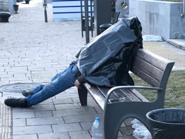 Жители Ростова обнаружили труп мужчины на набережной Дона