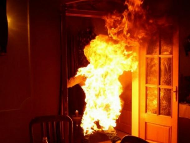 Зверство вЗверево: жительница Ростова сожгла своего сожителя