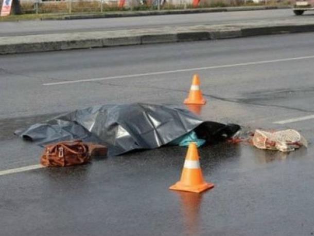 ВРостовской области натрассе М-4 шофёр сбил женщину и исчез