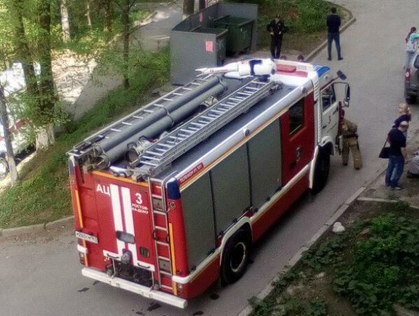 ВРостове эвакуируют жильцов дома напроспекте Стачки