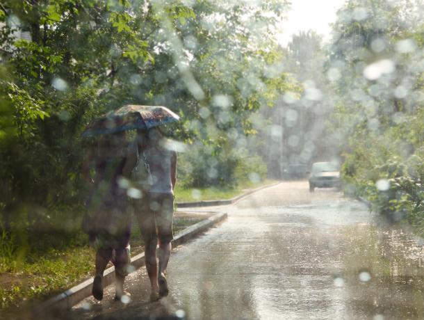 Тоскливые тучки подпортят жаркую солнечную субботу жителям Ростова