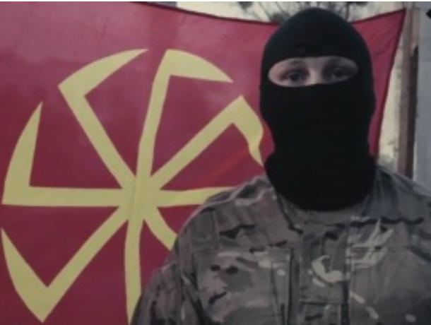 Ответственность заподжоги вРостове насебя взяли проукраинские язычники