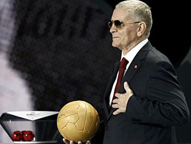 Герою первого чемпионата Европы ростовчанину Понедельнику исполнился 81 год