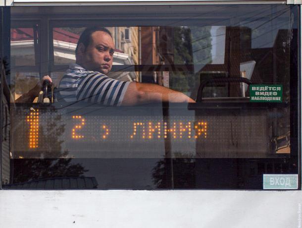 Водители ростовских автобусов отказываются включать кондиционеры в салоне