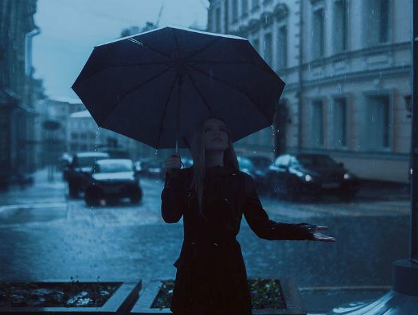 Весь день – легкий дождь: сырой понедельник ждет ростовчан 15 апреля