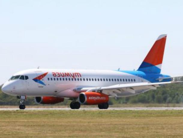 Авиакомпания «Азимут» свяжет Новосибирск иРостов-на-Дону