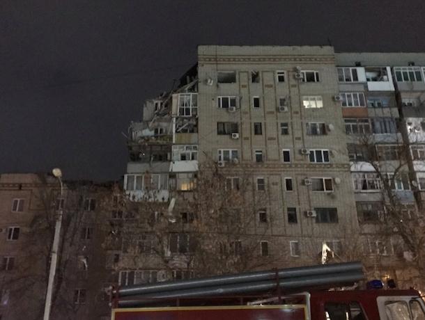Появились новые видео с места трагедии в Шахтах