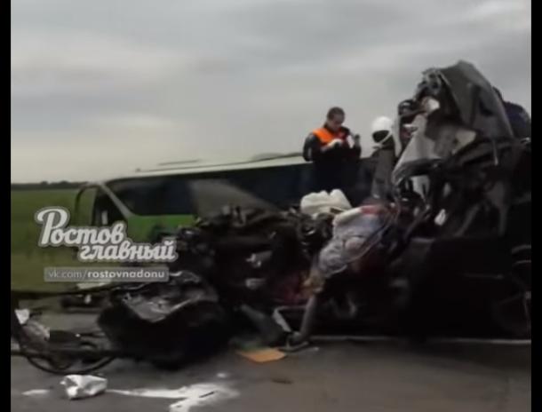 После аварии под Ростовом с тремя погибшими полиция возбудила уголовное дело