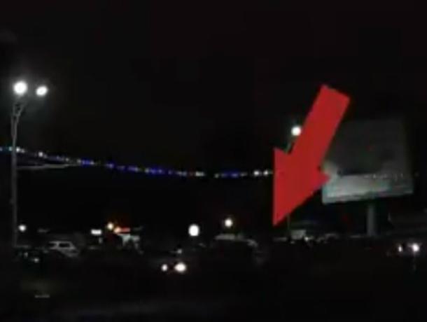 Вцентре Ростова автомобиль Дэу Nexia сбил пешехода