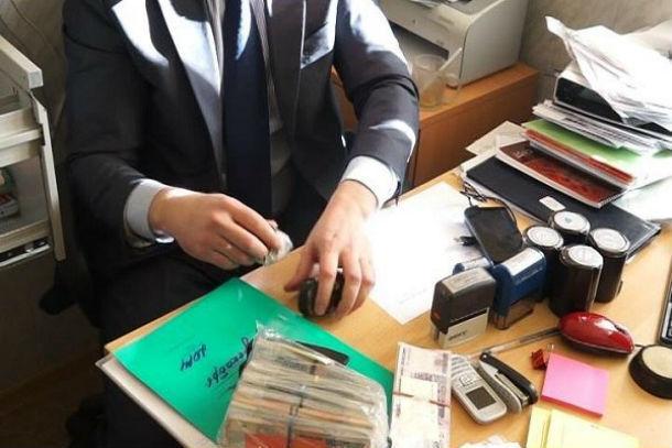 ВУсть-Донецком районе схвачен генеральный руководитель микрофинансовой организации