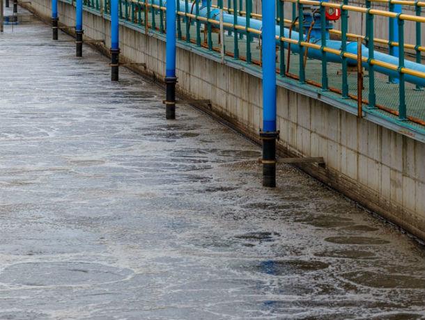 В Аксае реконструируют очистные сооружения за 1 миллиард рублей